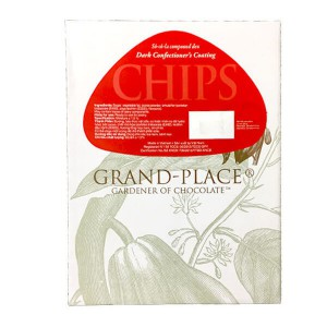 Socola chip đen grand place (d07c)
